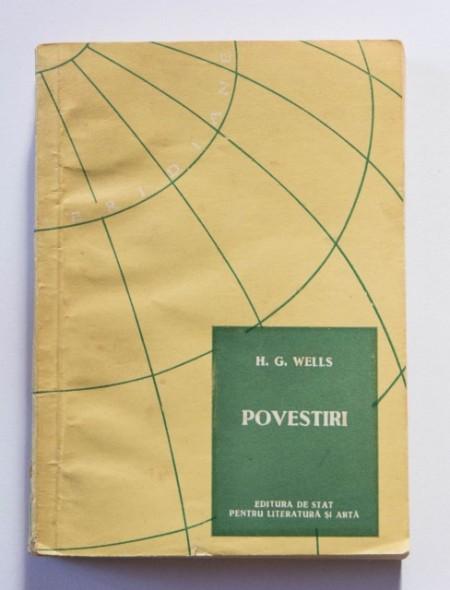 H. G. Wells - Povestiri