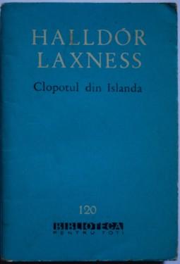 Halldor Laxness - Clopotul din Islanda