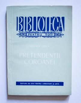 Henrik Ibsen - Pretendentii coroanei (Os domnesc)