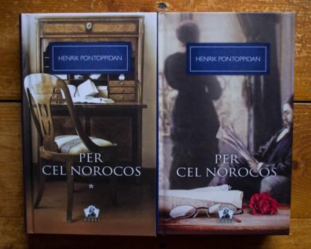 Henrik Pontoppidan - Per cel norocos (2 vol., editie hardcover)