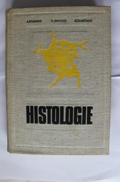 I. Diculescu, D. Onicescu, C. Rimniceanu - Histologie (editie hardcover)