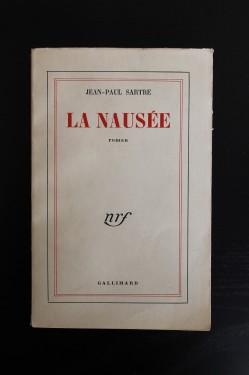 Jean-Paul Sartre - La Nausse (editie in limba franceza)
