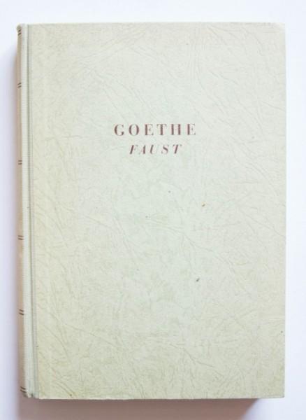 Johann Wolfgang von Goethe - Faust (editie hardcover, in limba germana)