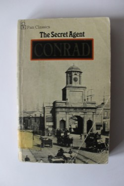 Poze Joseph Conrad - The Secret Agent