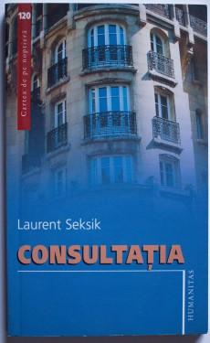 Laurent Seksik - Consultatia