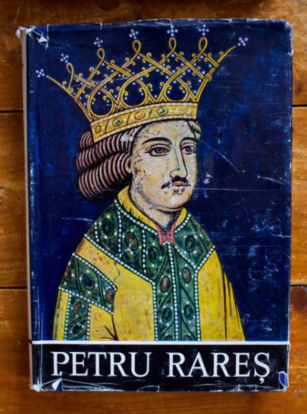 Leon Simanschi - Petru Rares (editie hardcover)