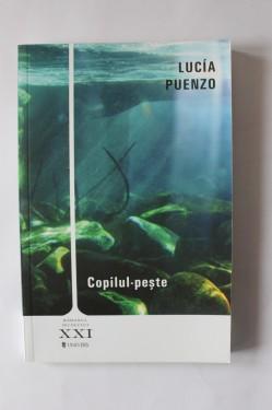 Lucia Puenzo - Copilul-peste