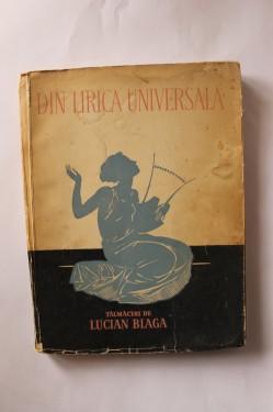 Lucian Blaga - Talmaciri din lirica universala