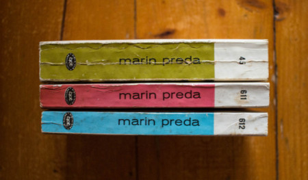 Marin Preda - Morometii (3 vol.)