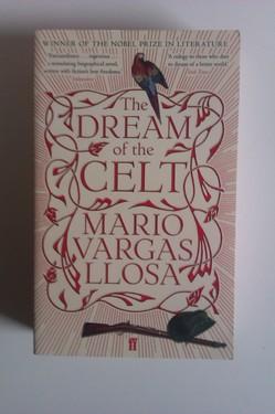Mario Vargas Llosa - The Dream of the Celt (editie in limba engleza)