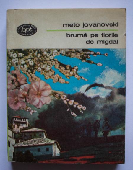Meto Jovanovski - Bruma pe florile de migdal