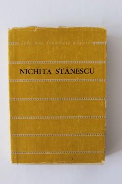 Nichita Stanescu - Poezii. Cele mai frumoase poezii (editie princeps)