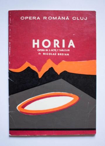 Nicolae Bretan - Horia. Opera in 3 acte, 7 tablouri