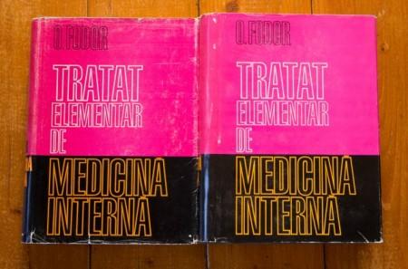 O. Fodor - Tratat elementar de medicina interna (2 vol., editie hardcover)