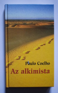 Paulo Coelho - Az alkimista (editie hardcover)