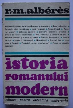 R.-M. Alberes - Istoria romanului modern