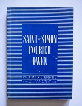 Saint-Simon - Fourier Owen