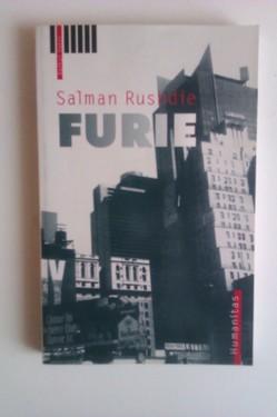 Salman Rushdie - Furie