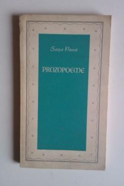 Sasa Pana - Prozopoeme