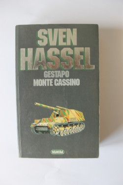 Sven Hassel - Gestapo. Monte Cassino