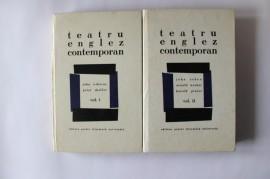 Teatru englez / francez / american / spaniol contemporan (6 vol., 25 autori, editii hardcover)