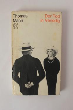 Thomas Mann - Der Tod in Venedig (editie in limba germana)