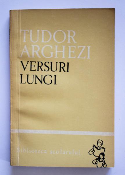 Tudor Arghezi - Versuri lungi