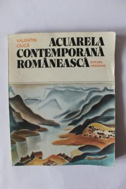 Valentin Ciuca - Acuarela contemporana romaneasca