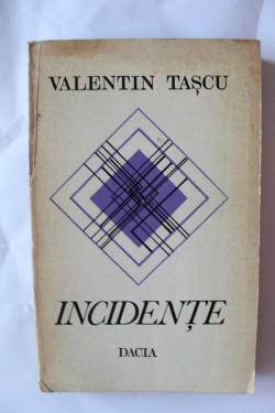 Valentin Tascu - Incidente