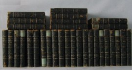 Victor Hugo - Oeuvres completes (31 vol., editie hardcover de opere in limba franceza)