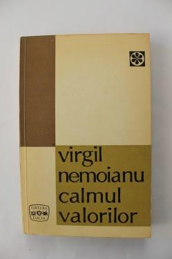 Virgil Nemoianu - Calmul valorilor
