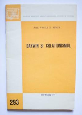Acad. Vasile D. Mirza - Darwin si creationismul