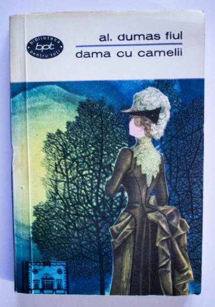 Al. Dumas-fiul - Dama cu camelii