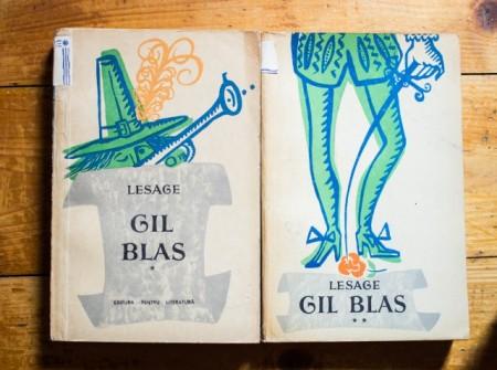 Alain-Rene Lesage - Gil Blas (2 vol.)