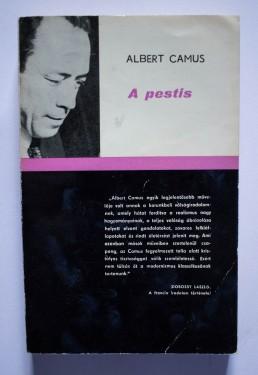 Albert Camus - A pestis (editie in limba maghiara)