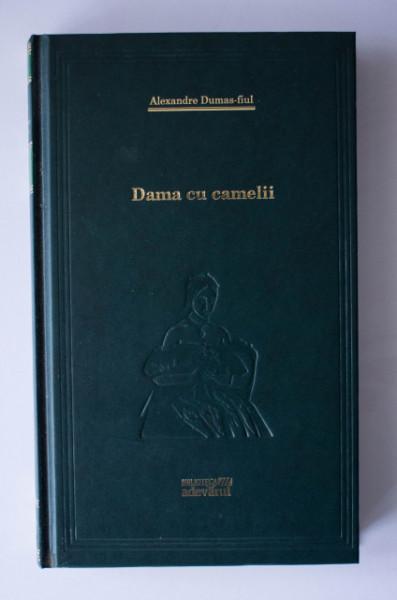 Alexandre Dumas-fiul - Dama cu camelii (editie hardcover)