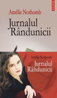Amelie Nothomb - Jurnalul Randunicii