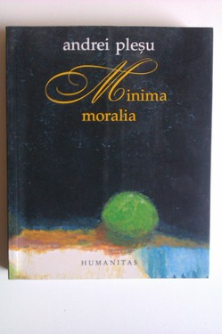 Andrei Plesu - Minima moralia (editie de lux)