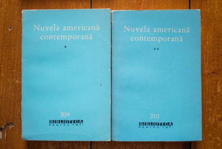 Antologie - Nuvela americana contemporana (2 vol.)