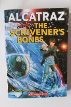 Brandon Sanderson - Alcatraz versus the Scrivener`s Bones