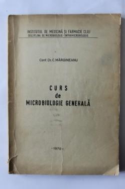 C. Margineanu - Curs de microbiologie generala
