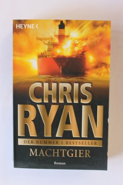 Poze Chris Ryan - Machtgier