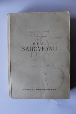 Colectiv autori - Omagiu lui Mihail Sadoveanu. 75 de ani.