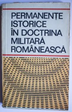 Colectiv autori - Permanente istorice in doctrina militara romaneasca