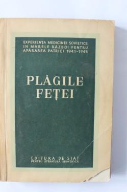 Colectiv autori - Plagile fetei