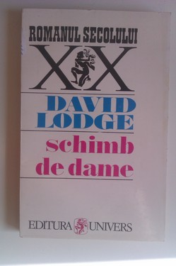 Poze David Lodge - Schimb de dame