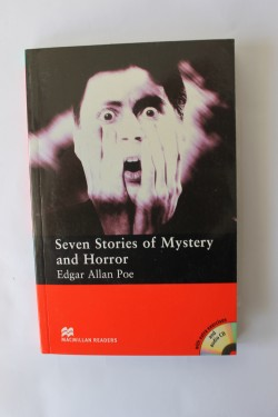 Poze Edgar Allan Poe - Seven stories of mystery and horror (contine dublu CD)