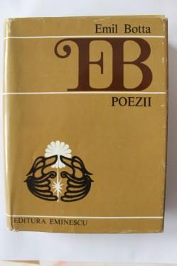 Emil Botta - Poezii (editie hardcover)