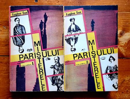 Eugene Sue - Misterele Parisului (2 vol.)