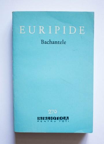 Euripide - Alcesta. Medeea. Bachantele. Ciclopul